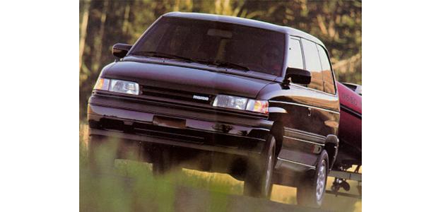 1993 Mazda MPV