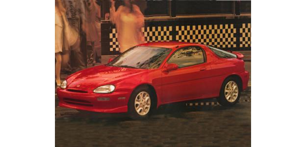 1992 Mazda MX-3 Precidia
