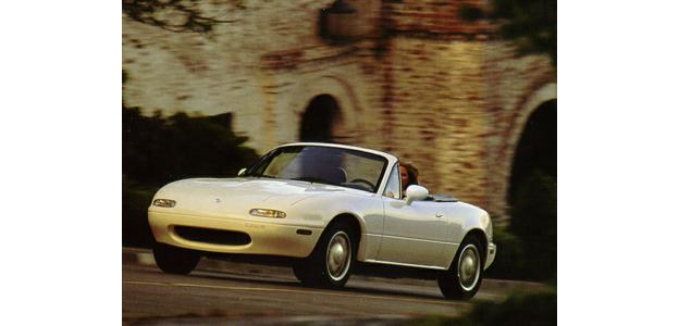 1993 Mazda MX-5 Miata