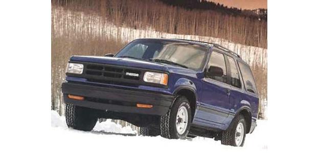 1992 Mazda Navajo