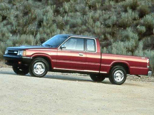 1992 Mazda B2200 Reviews Specs And Prices Cars Com