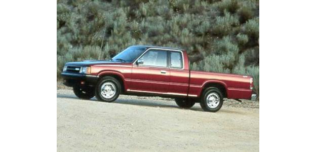 1992 Mazda B2200