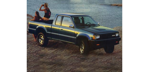 1993 Mazda B2600I