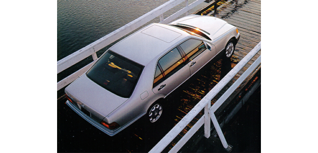 1992 Mercedes-Benz 500