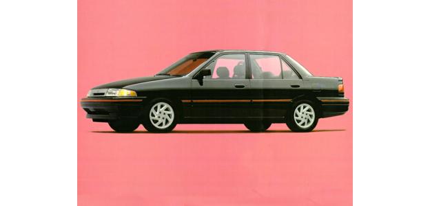 1992 Mercury Tracer