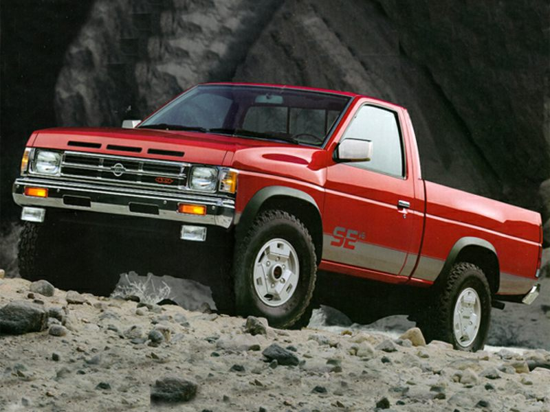 1992 nissan pickup specs pictures trims colors. Black Bedroom Furniture Sets. Home Design Ideas