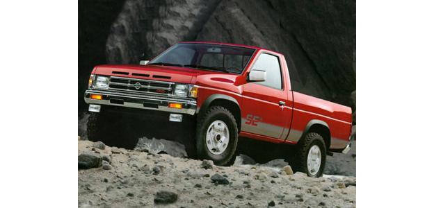 1992 Nissan 4x4 Truck