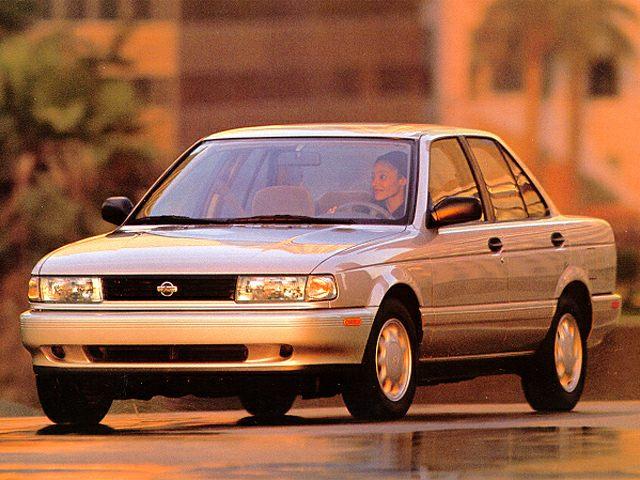 1992 Nissan Sentra Specs, Pictures, Trims, Colors || Cars.com