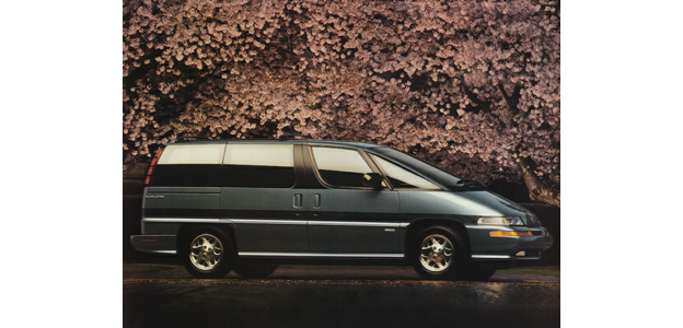 1992 Oldsmobile Silhouette
