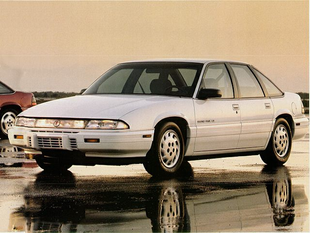 1992 Pontiac Grand Prix Reviews Specs And Prices Cars Com