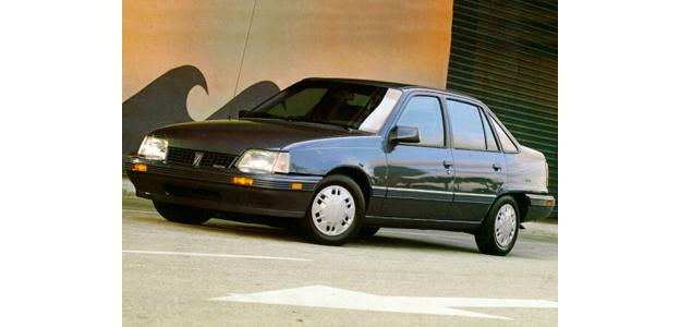 1992 Pontiac LeMans