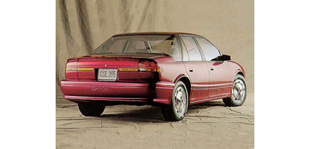 1992 Saturn SL2