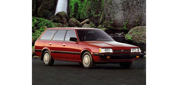 1992 Subaru Loyale