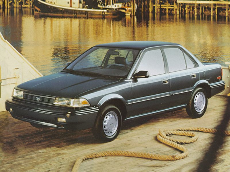 1992 toyota corolla reviews specs and prices. Black Bedroom Furniture Sets. Home Design Ideas