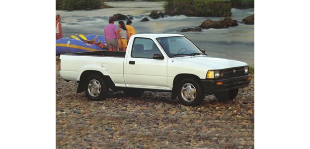 1992 Toyota 2WD Trucks