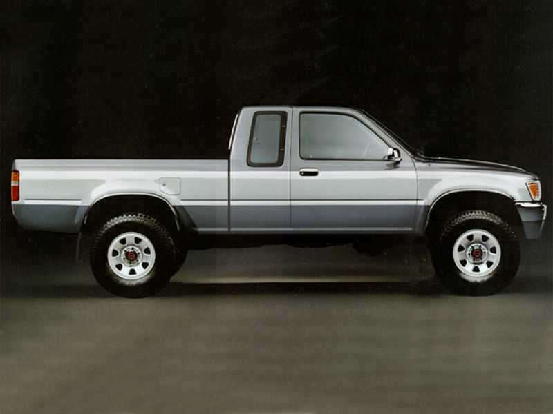 1992 toyota pickup reviews specs and prices. Black Bedroom Furniture Sets. Home Design Ideas
