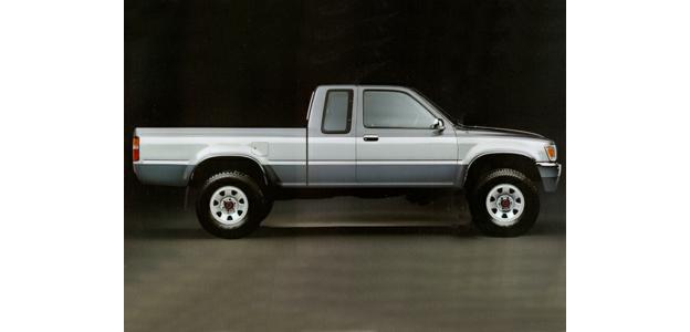 1992 Toyota 4WD Trucks