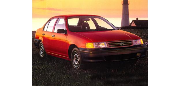1992 Toyota Tercel