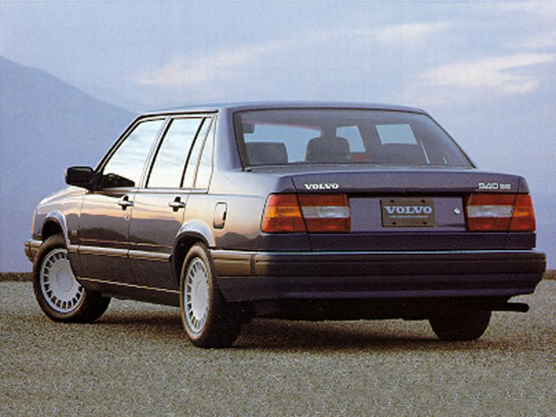 1992 volvo 940 reviews specs and prices. Black Bedroom Furniture Sets. Home Design Ideas