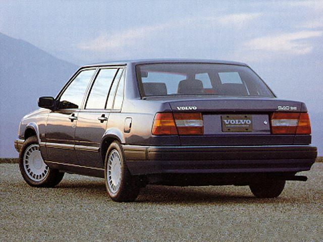 1992 Volvo 940 Reviews, Specs and Prices | Cars.com