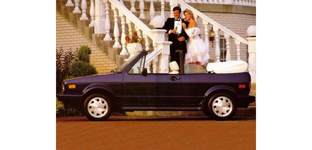 1992 Volkswagen Cabrio