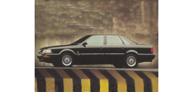 1993 Audi V8 Quattro
