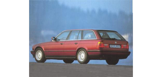 1993 BMW 525