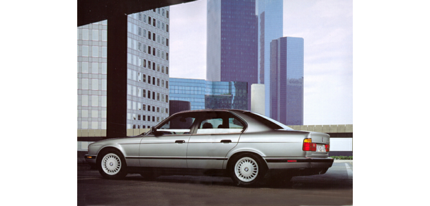 1993 BMW 535