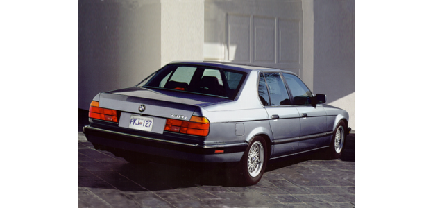 1993 BMW 740
