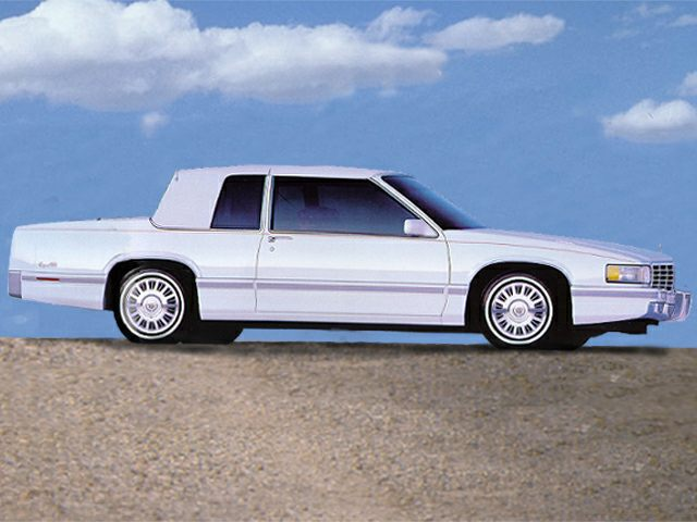 1993 Cadillac DeVille Sedan for sale in Gulfport for $1,995 with 119,817 miles.