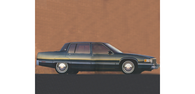 1993 Cadillac Sixty Special