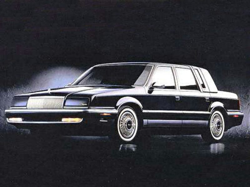 1993 chrysler new yorker reviews specs and prices for 1993 chrysler new yorker salon