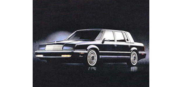 1993 Chrysler Fifth Avenue