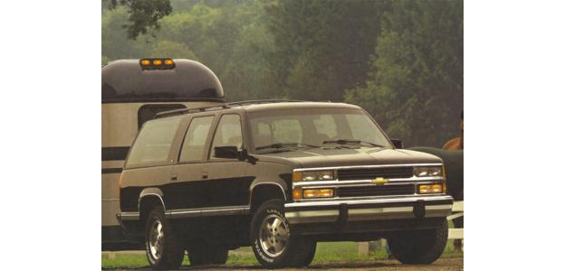 1993 Chevrolet Suburban 2500