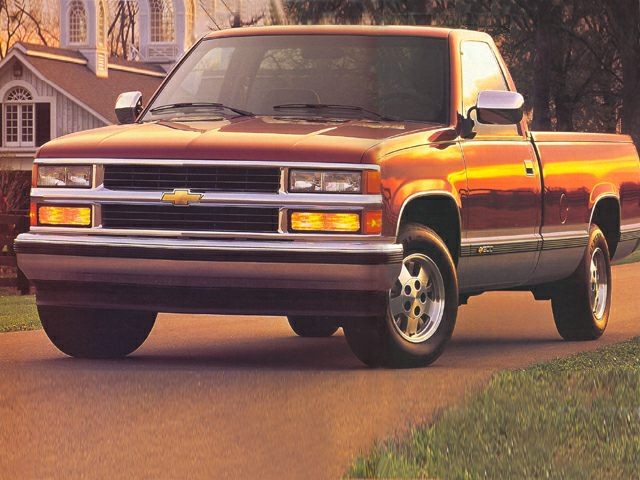 1992 Chevrolet 1500 Regular Cab Pickup for sale in Brady for $4,950 with 79,550 miles.