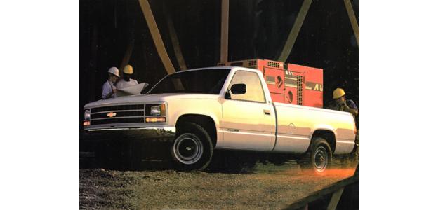 1993 Chevrolet C2500