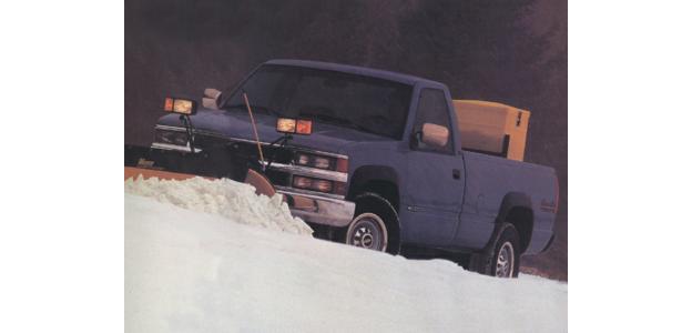 1992 Chevrolet K2500