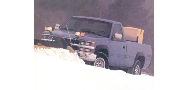 1993 Chevrolet K3500