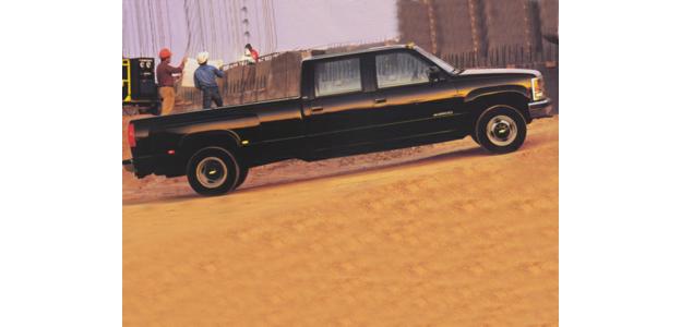 1993 Chevrolet C3500