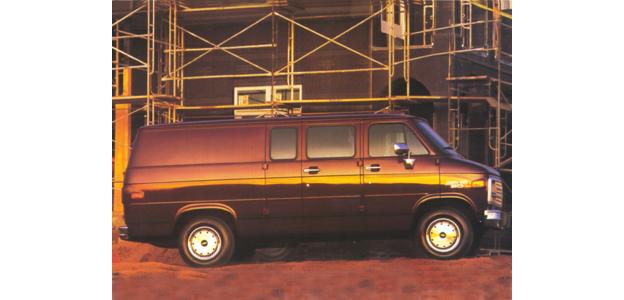 1993 Chevrolet Chevy Van