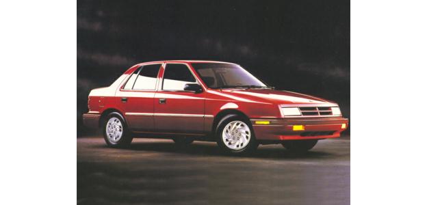 1993 Dodge Shadow
