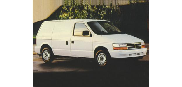 1993 Dodge Caravan C/V