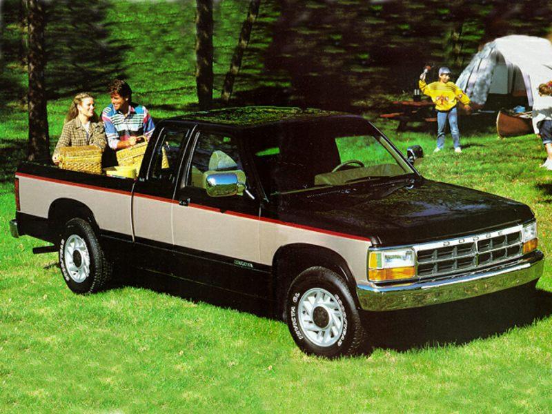1993 Dodge Dakota Reviews Specs And Prices Cars Com