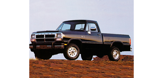 1993 Dodge W350