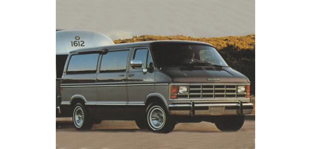 1993 Dodge B150 Ram