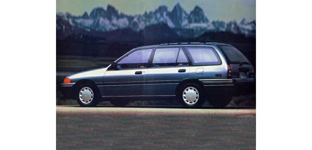 1993 Ford Escort