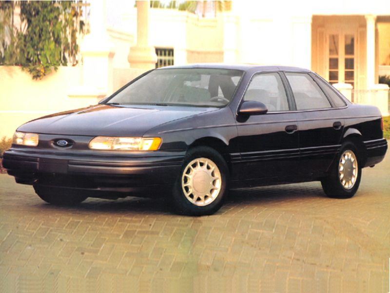 1993 ford taurus specs pictures trims colors. Black Bedroom Furniture Sets. Home Design Ideas