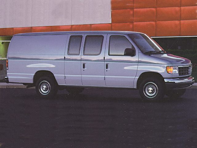 1993 Ford E150 Cargo Van for sale in Cincinnati for $0 with 158,609 miles