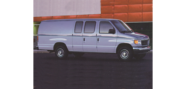 1993 Ford E-350