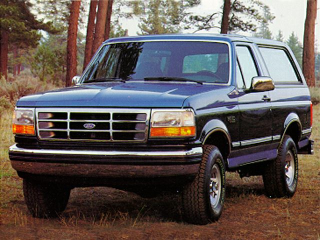 1993 Ford Bronco XLT SUV for sale in Houston for $9,995 with 182,275 miles
